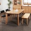 北匠工房 チュラン ダイニングテーブル180・90の写真