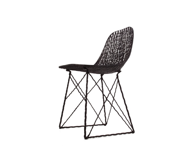 moooi Carbon Chairのメイン写真