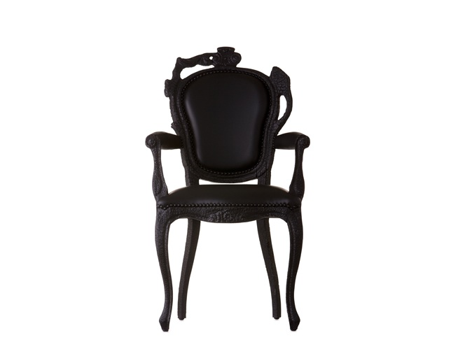 moooi Smoke Dining Arm Chairのメイン写真