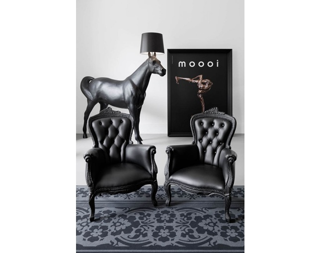 moooi Smoke Chairの写真