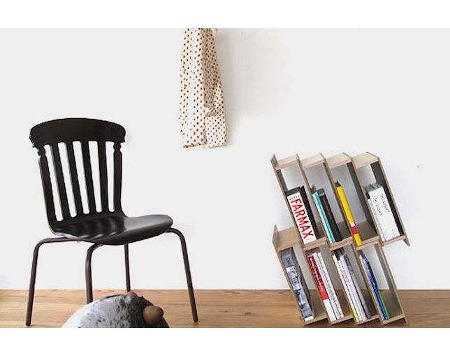 Freiraum ZET 4 STACKABLE BOOK SHELFのメイン写真
