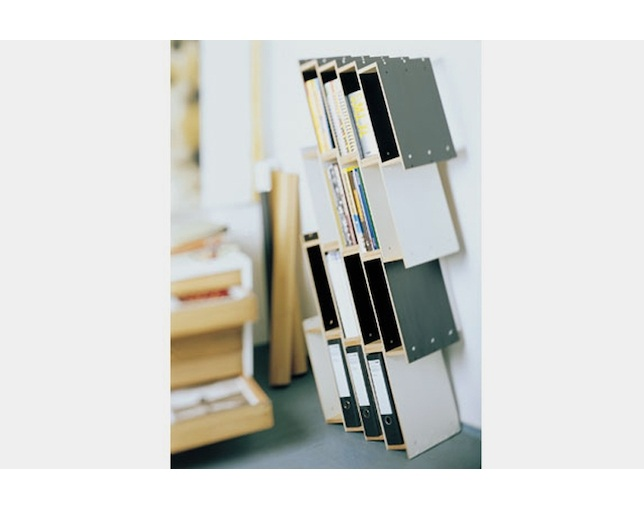 Freiraum ZET 4 STACKABLE BOOK SHELFの写真