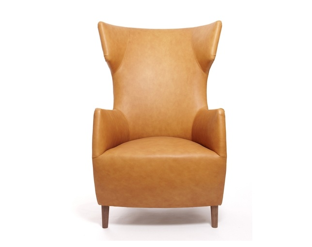 Dare Studio Hardy Wingback Chairのメイン写真