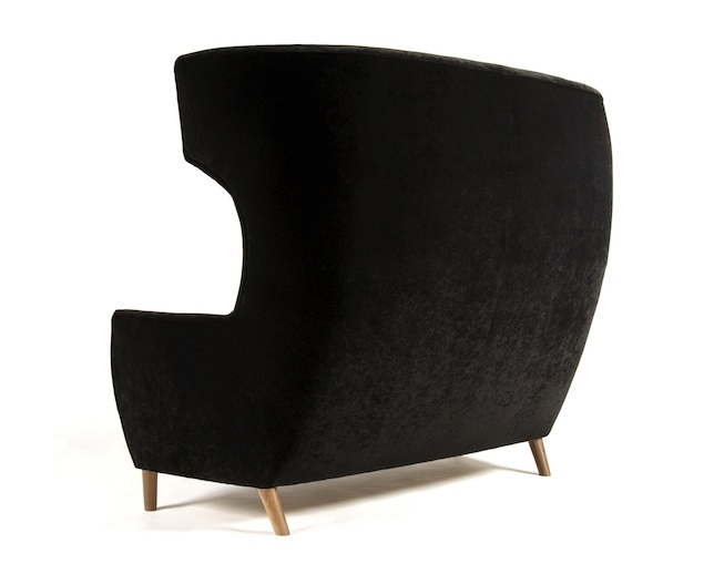 Dare Studio Hardy Wingback Sofaのメイン写真