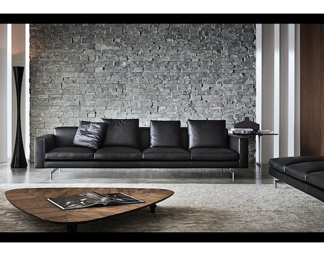 Minotti SHERMAN.93 LOW BACK W195のメイン写真