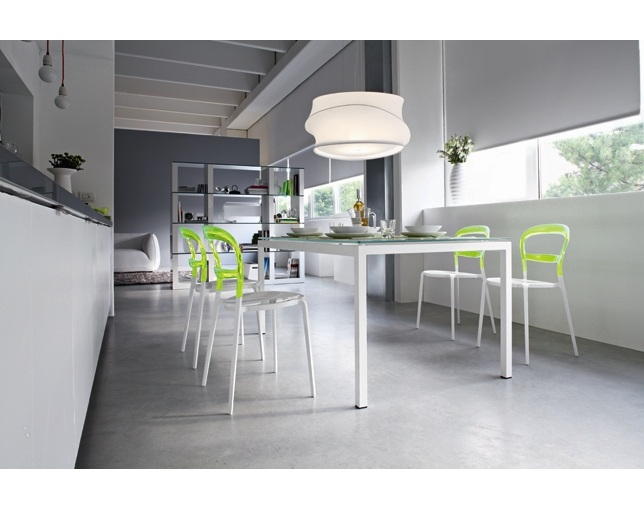 CALLIGARIS Avantgarde fix glassのメイン写真