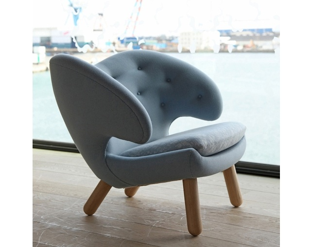 Onecollection Pelican Chair with Buttonsのメイン写真