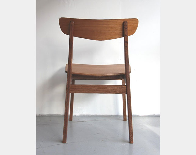 SAC WORKS DINING CHAIR RC-004Wのメイン写真