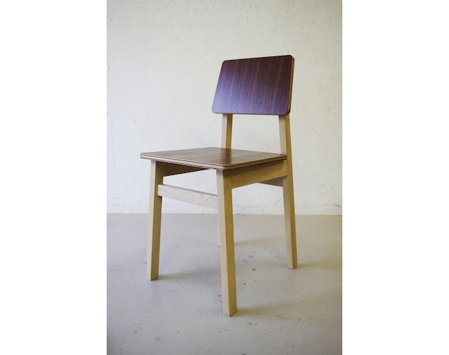 FLANGE plywood CHAIRのメイン写真