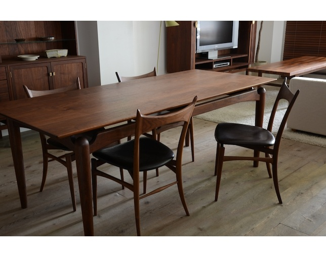 FILE DT-3 Luft Dining Tableのメイン写真