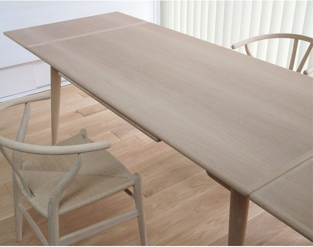 FILE DT-4 Extention Dining Tableの写真
