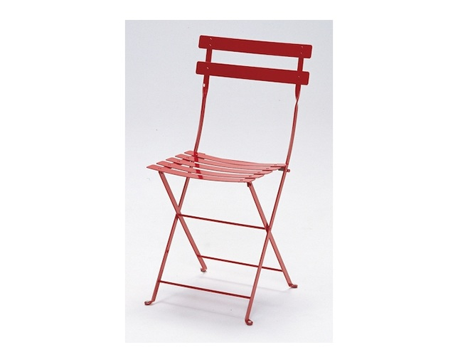 FERMOB Metal folding chairのメイン写真