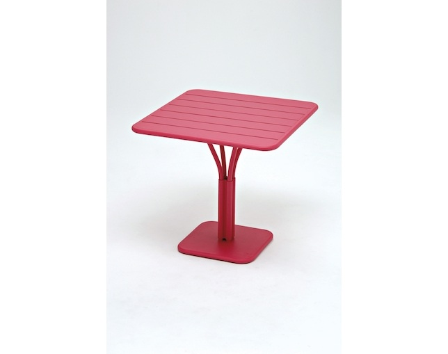 FERMOB Luxemburg Table 80×80のメイン写真