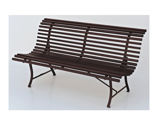FERMOB Louisiane Bench150のメイン写真