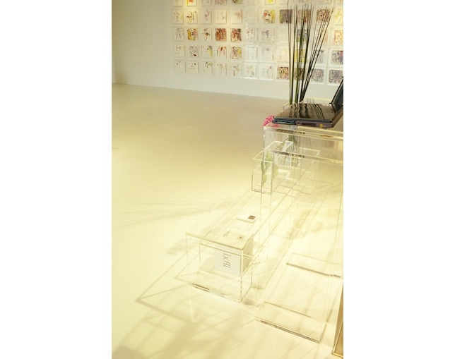 abode* SHOJI OCCASIONAL TABLE(large)の写真