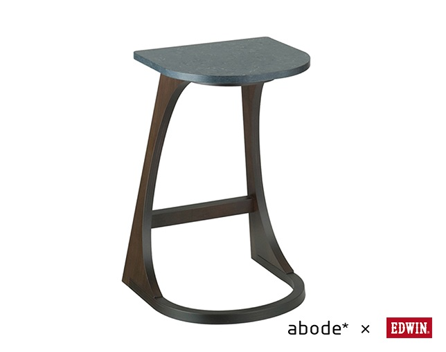abode* DENIM - Side Tableのメイン写真