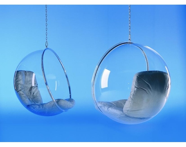 ADELTA BUBBLE CHAIRのメイン写真