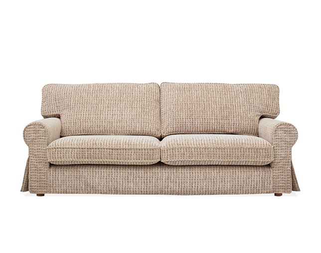 FLANNEL SOFA DOLCE 3Pの写真