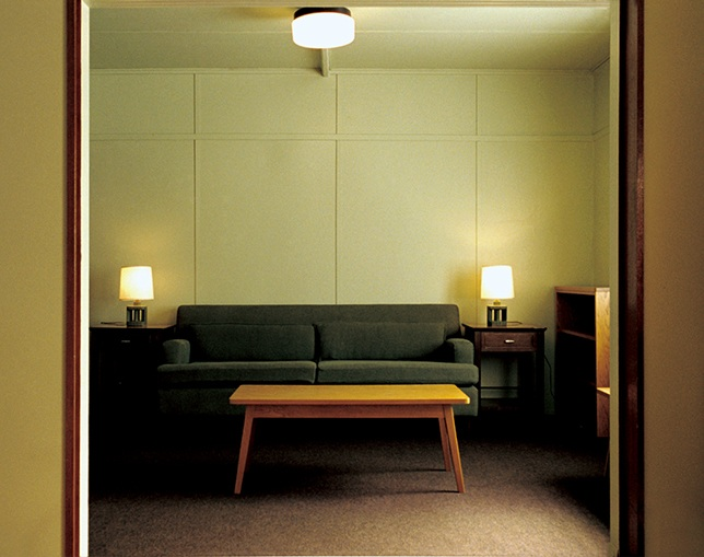 PACIFIC FURNITURE SERVICE STANDARD A SOFA 3Pのメイン写真