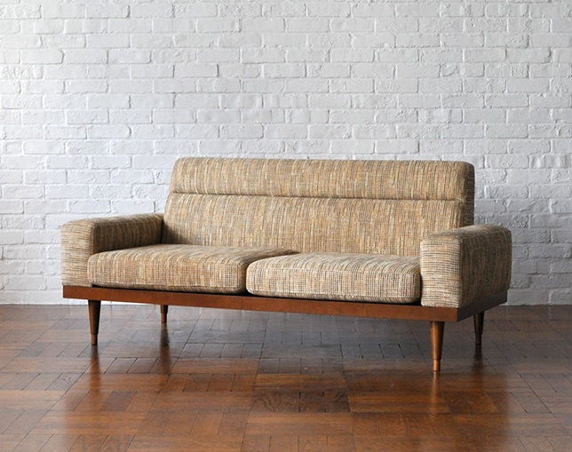 PACIFIC FURNITURE SERVICE STANDARD C SOFA 2Pのメイン写真