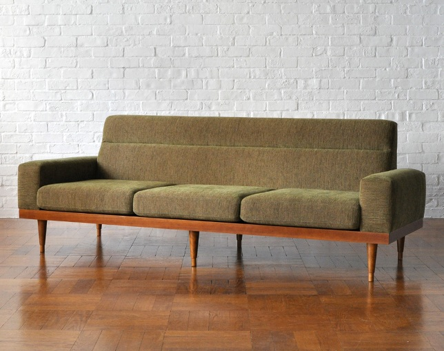 PACIFIC FURNITURE SERVICE STANDARD C SOFA 3Pのメイン写真