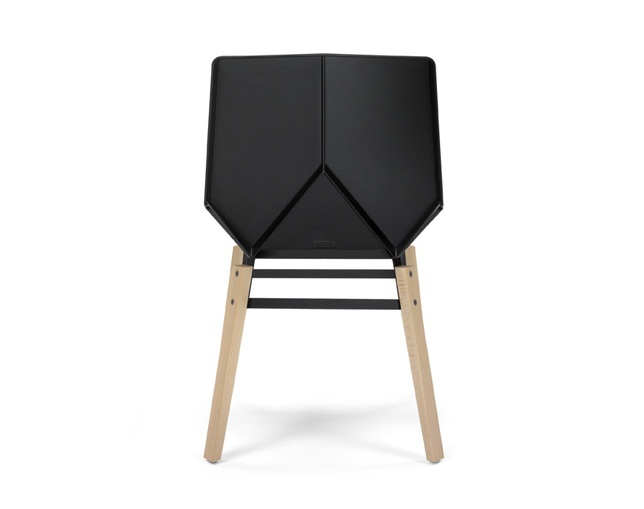 MOBLES114 Chair (Wooden / Metal structure)のメイン写真