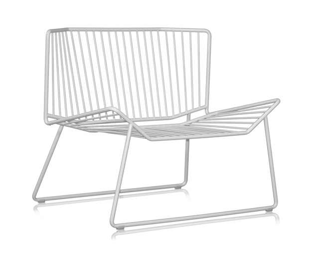 EXPORMIM Armchair 'Out_Line' steel frameのメイン写真