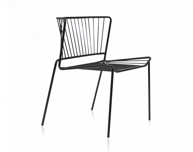 EXPORMIM Chair 'Out_Line' steel frameのメイン写真