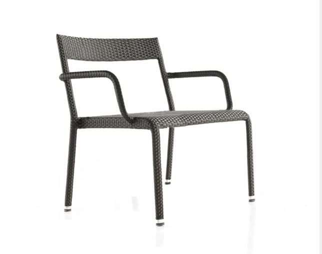 EXPORMIM Low armchair 'Easy Chairs' synthetic fiberのメイン写真