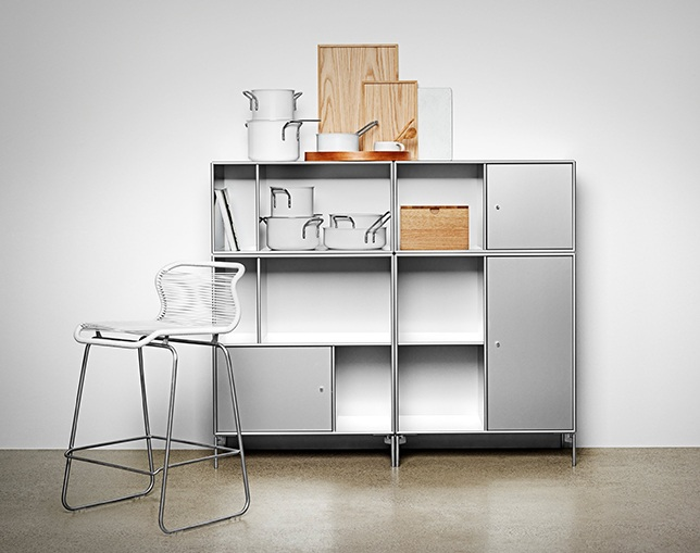 Montana Basic and shelving unit ExampleBのメイン写真