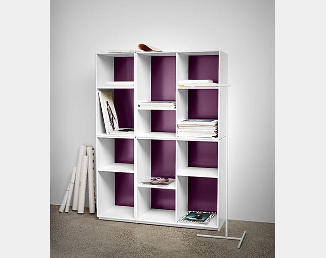 Montana Basic and shelving unit ExampleAのメイン写真