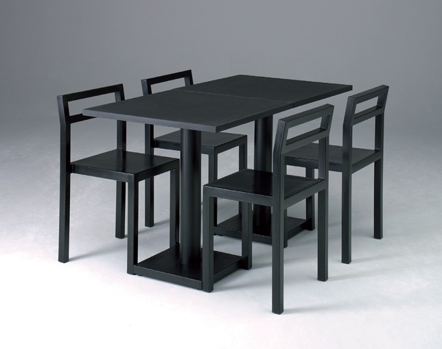KALLEMO rubber table NON 68x68のメイン写真