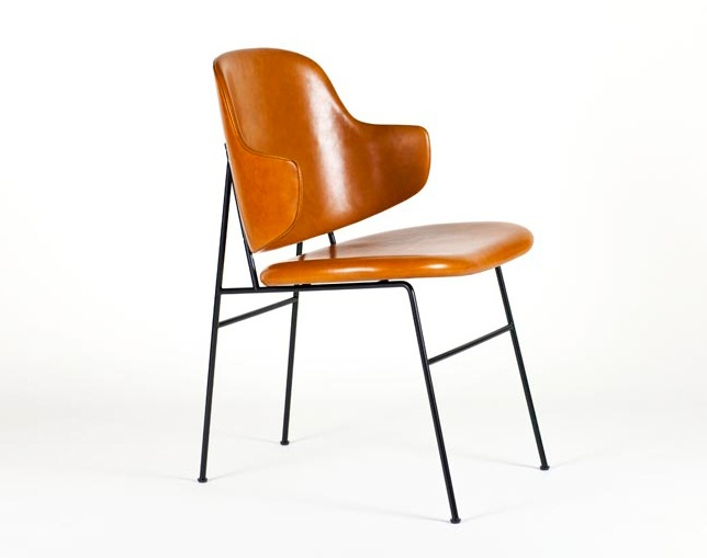 Brdr. Petersens Polstermobelfabrik Penguin Dining Chairのメイン写真