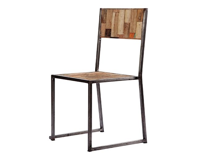 d-Bodhi FERUM INDUSTRIAL DINING CHAIRのメイン写真