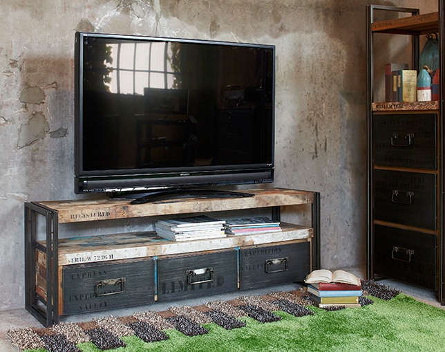 ferum industrial tv board s l tv s l d bodhi 3 tabroom. Black Bedroom Furniture Sets. Home Design Ideas
