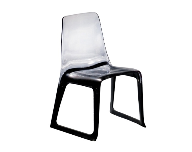SOFTLINE ARCO stacking chairのメイン写真