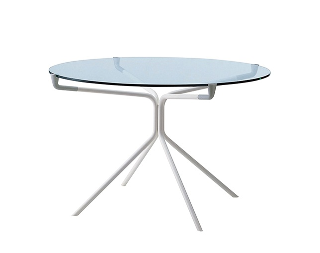 AIDEC MODERN Table LUKE-WHのメイン写真