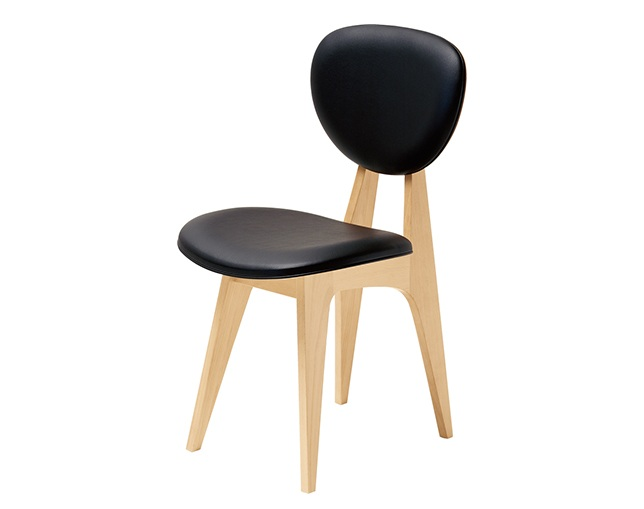 IDEE DINING CHAIR Blackのメイン写真