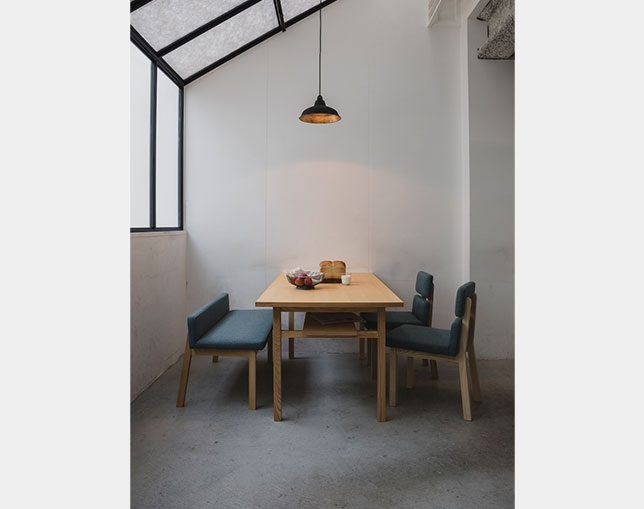SIEVE hang dining chairのメイン写真
