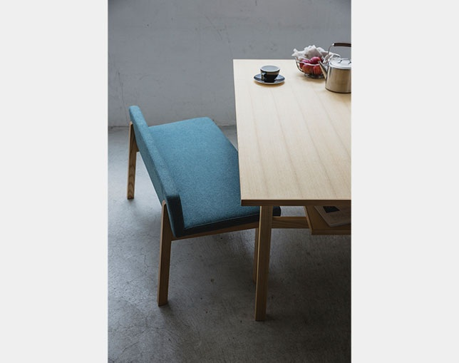 SIEVE frame dining tableのメイン写真