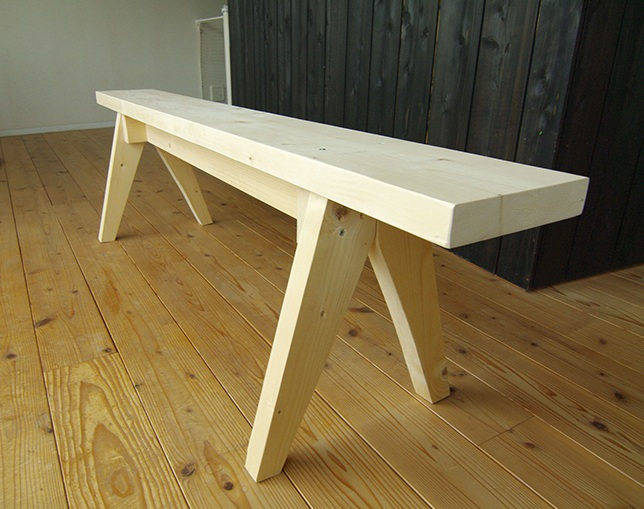 MaKeT 106 SLIM BENCH S / M / Lのメイン写真