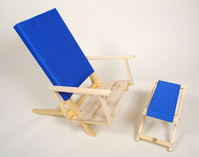 MaKeT 201 FOLDING EASY CHAIRのメイン写真