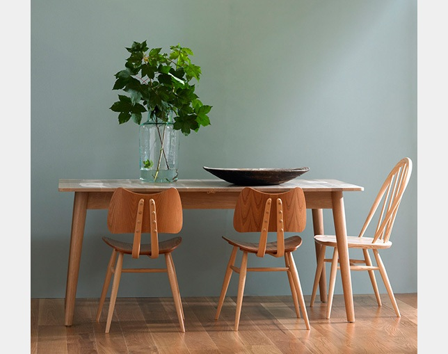 ercol 401 buttefly chairのメイン写真