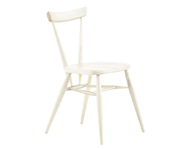 ercol 392 stacking chairのメイン写真