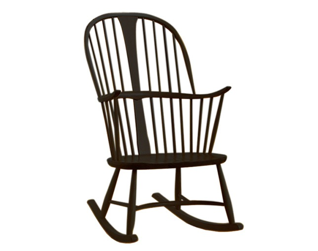 ercol 912 chairmakers rocking chairの写真