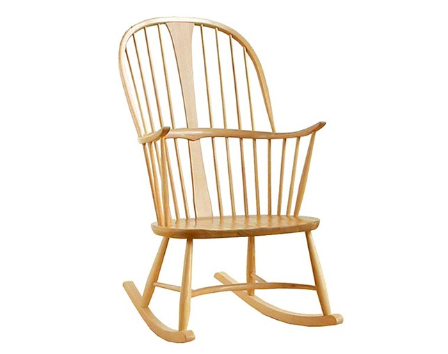 ercol 912 chairmakers rocking chairのメイン写真
