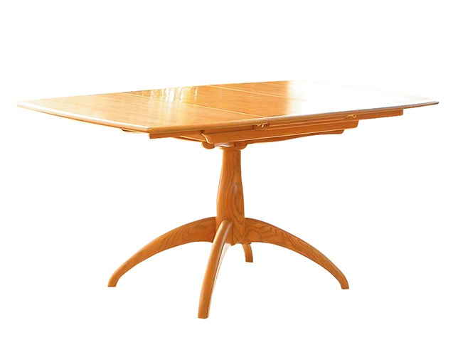 ercol 1192 pedstal tableのメイン写真