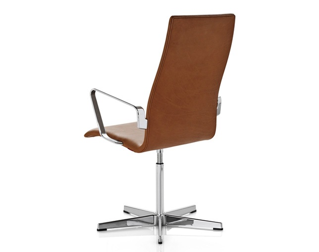 Fritz Hansen OXFORD ARMCHAIR(medium back、FULLY UPHOLSTERED)のメイン写真