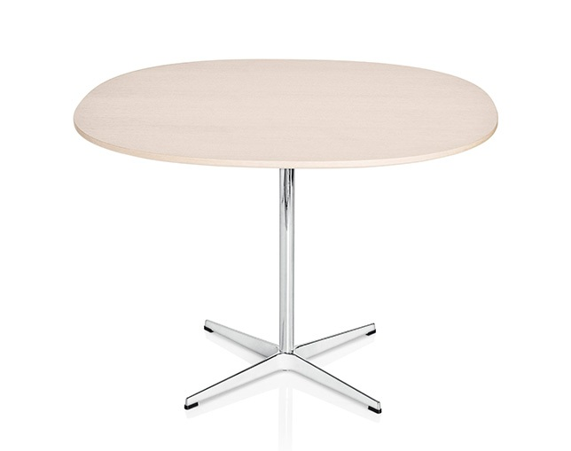 Fritz Hansen TABLE SERIES PEDESTAL BASE(4stars base、Supercircular)のメイン写真