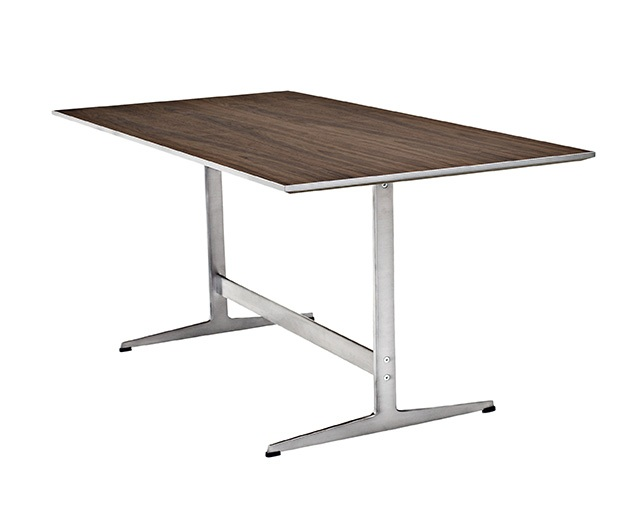 Fritz Hansen TABLE SERIES SHAKER BASE(Rectangular)のメイン写真